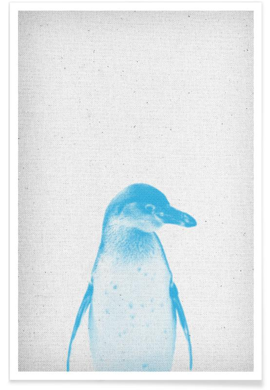 Pinguin 01 -Poster