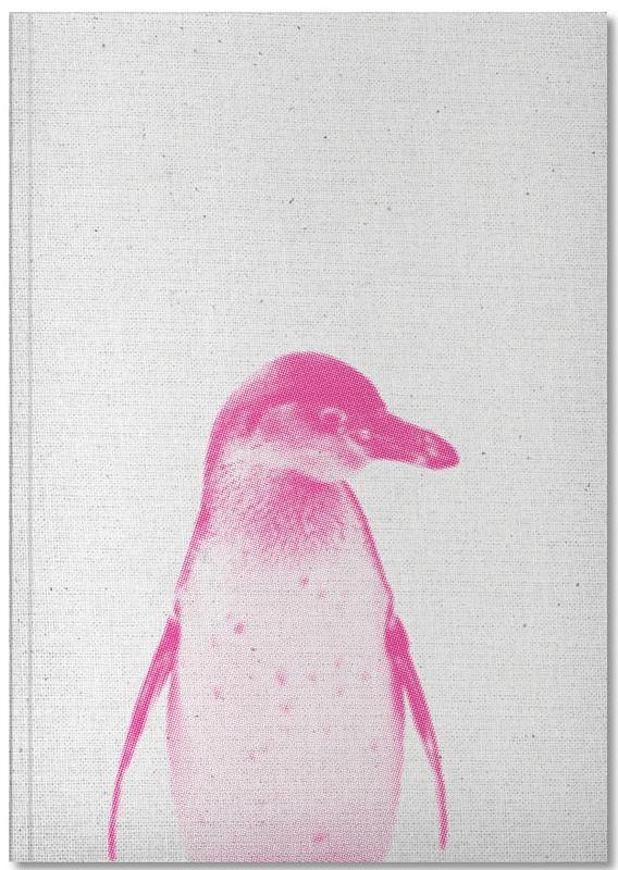 Nursery & Art for Kids, Penguins, Pinguin 02 Notebook
