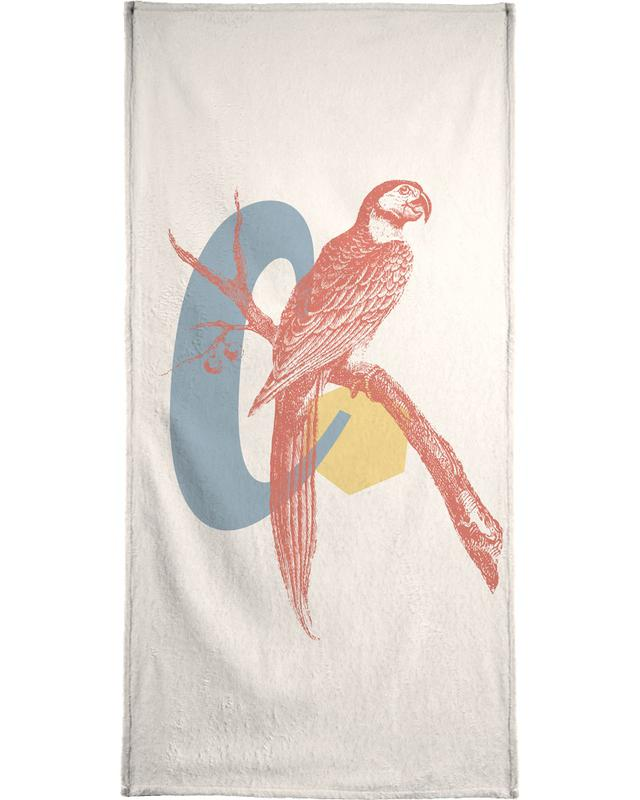 C Bath Towel
