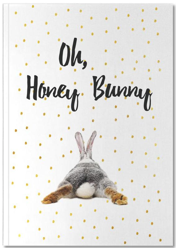 Honey Bunny Notebook