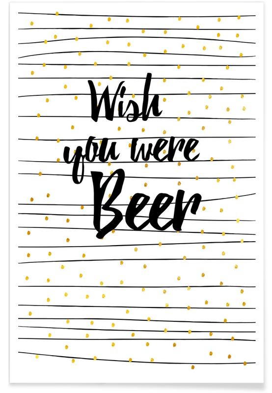 Bier, Quotes en slogans, Grappig, Beer poster