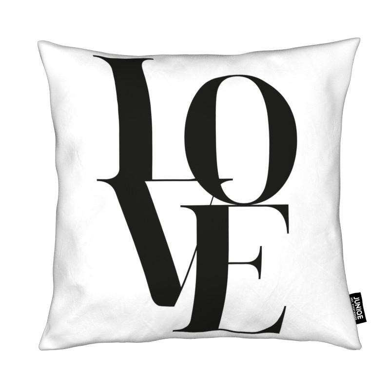 Love 2 coussin