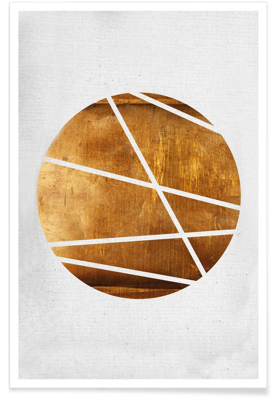 , Circle Plakat
