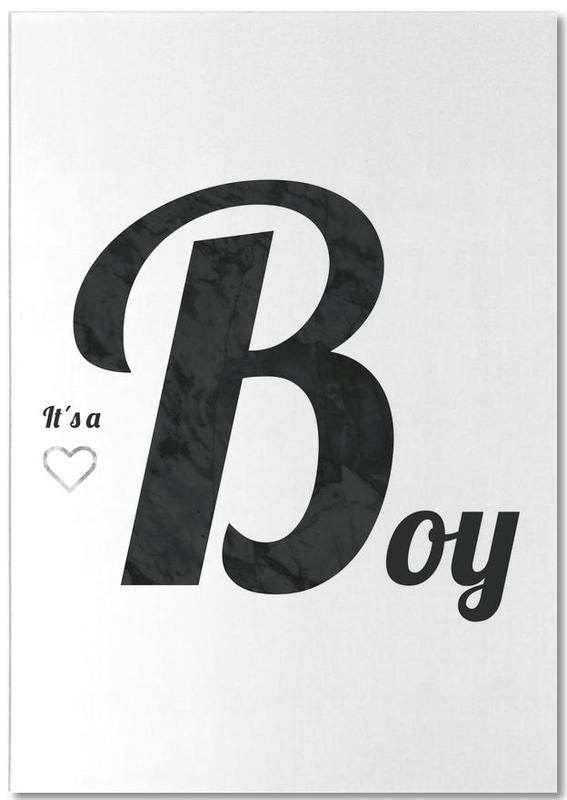 Boy Notepad