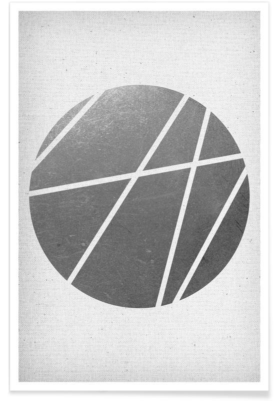 , Circle 02 -Poster