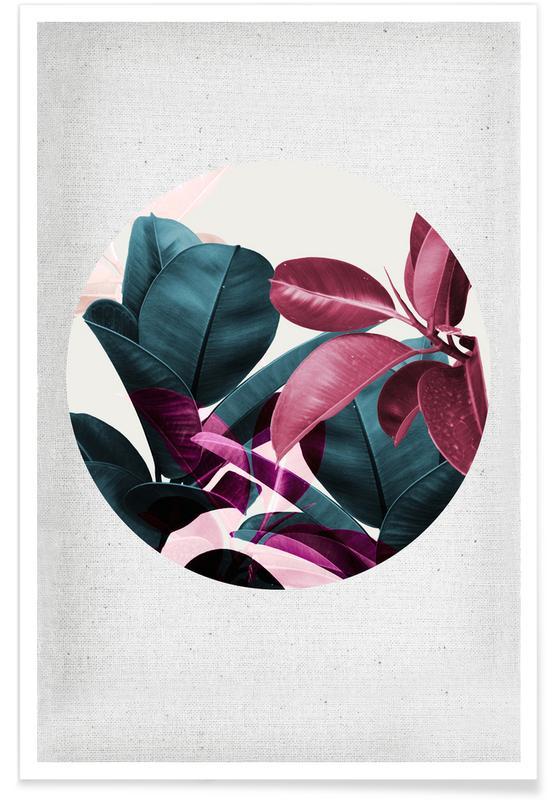 Blätter & Pflanzen, Exposure 02 -Poster
