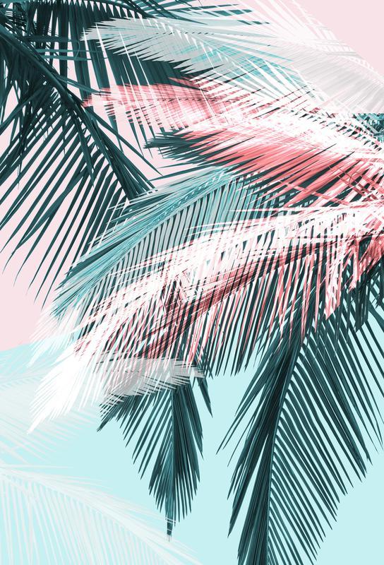 Tropical 01 tableau en verre