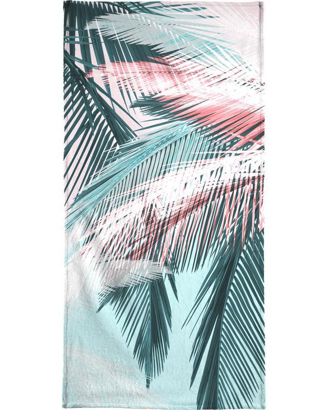Tropical 01 Beach Towel