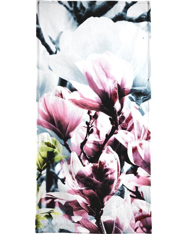Magnolia 01 -Handtuch