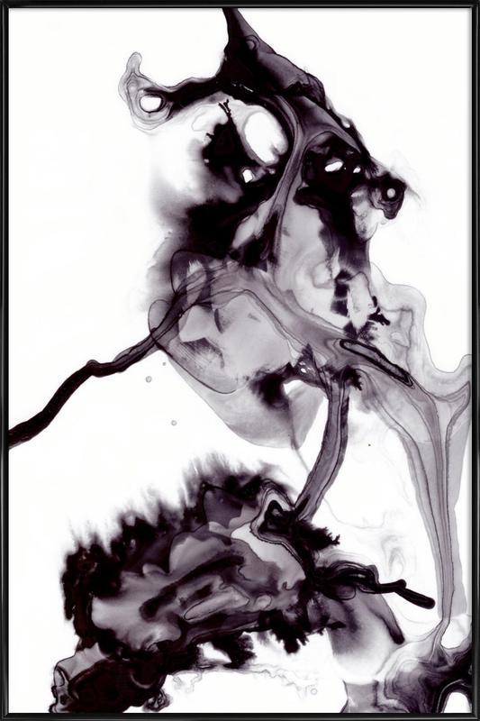 Float 03 Framed Poster