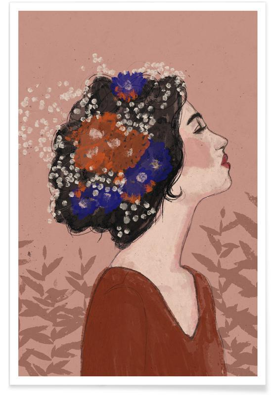 Portraits, Sommernacht Poster