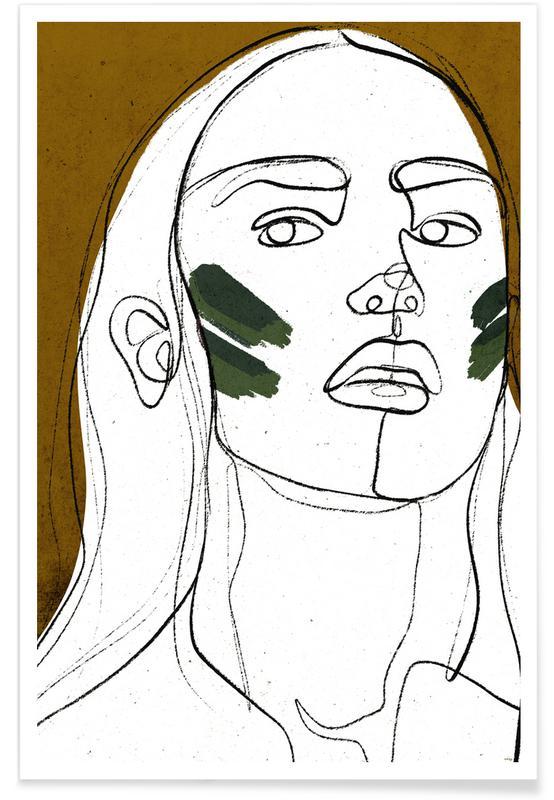 Portraits, The Inner Power Poster