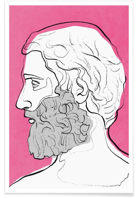 Portraits, Aares Poster