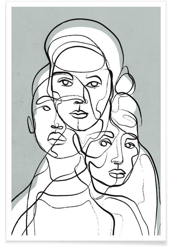 Portraits, The Promise affiche