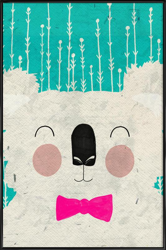 Koala ingelijste poster
