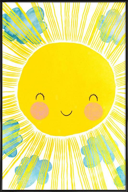 Matahari Poster i standardram