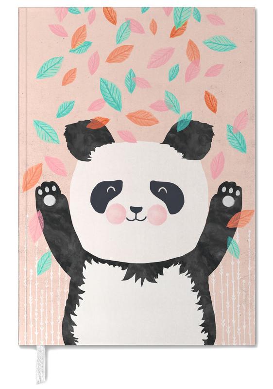 Nursery & Art for Kids, Pandas, Panda Personal Planner