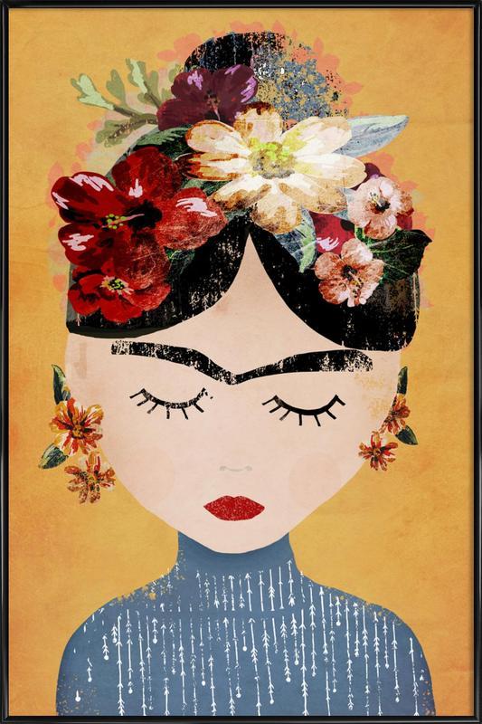 Frida Poster i standardram