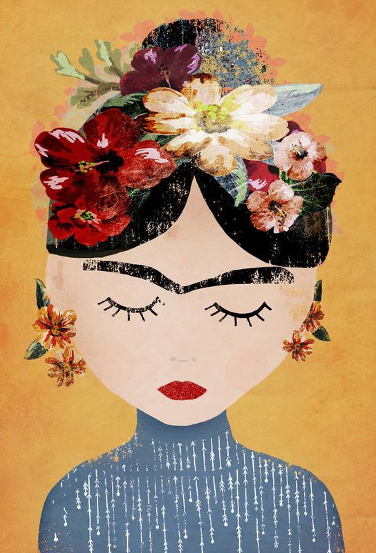 Frida -Alubild