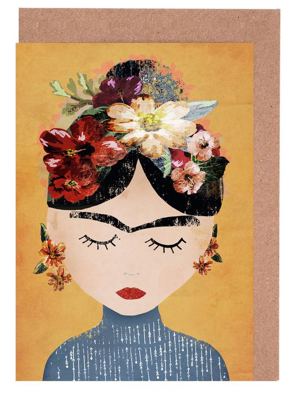 Frida Greeting Card Set
