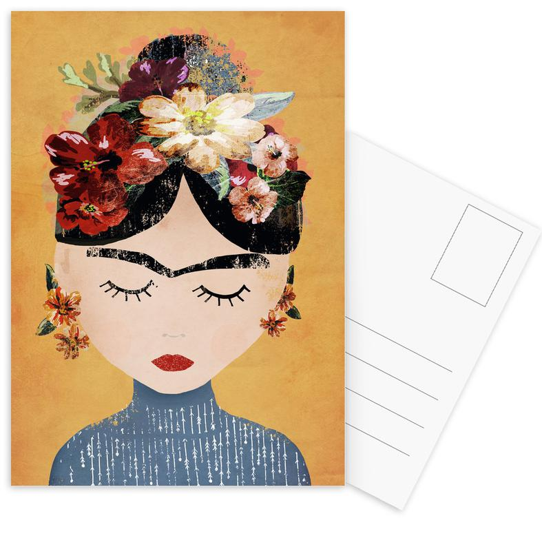 Frida -Postkartenset