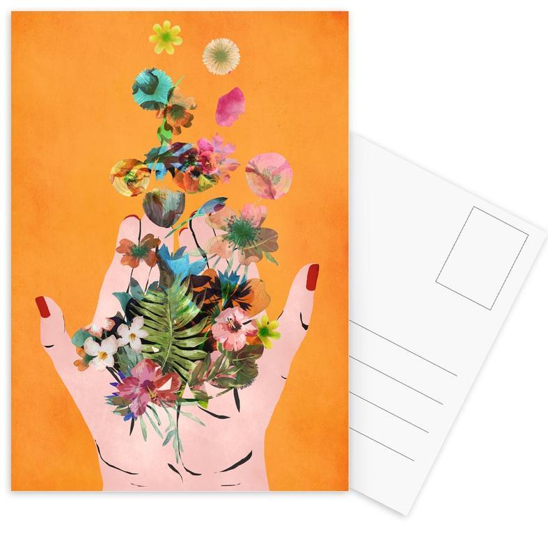 Frida's Hands Postcard Set