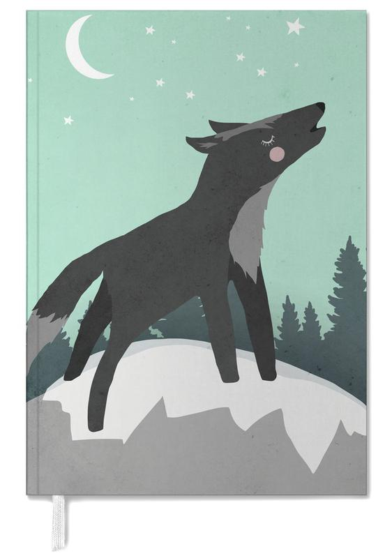 Wolf Personal Planner