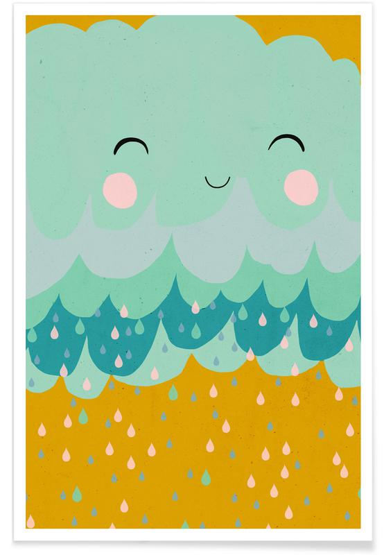 Happy Rain Poster