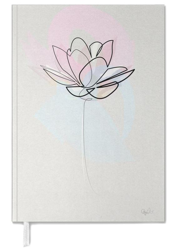 One Line Lotus Personal Planner