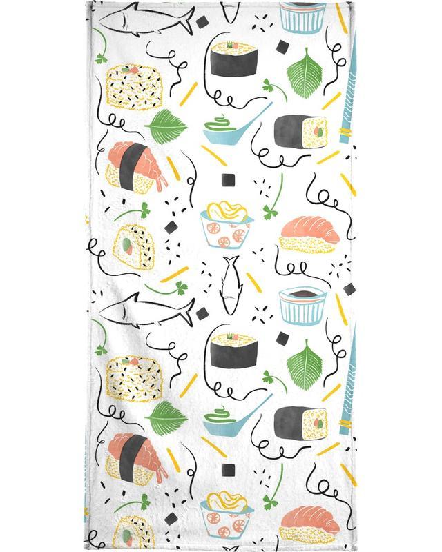 Sushi -Handtuch