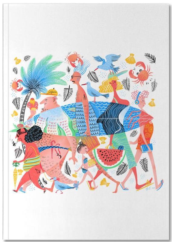 Summer Creatures Notebook