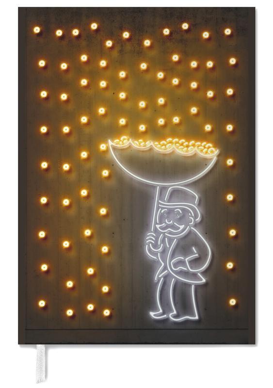 Popart, Street art, Money Rain agenda