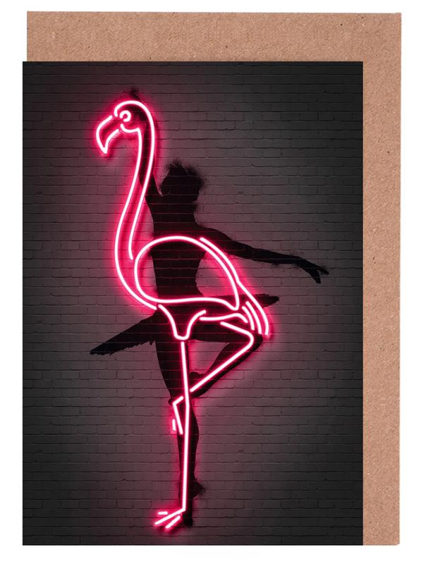 Ballerina Greeting Card Set