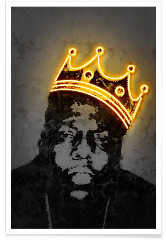 Notorious B.I.G., Biggie Plakat