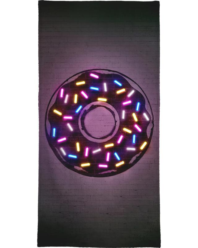 Donut -Strandtuch