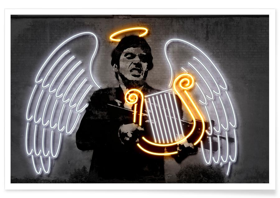 Fallen Angel affiche