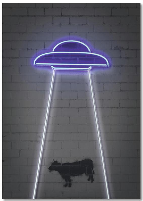 Pop Art, Ufo bloc-notes