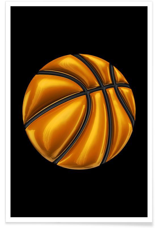 Basket-ball, Basketball affiche