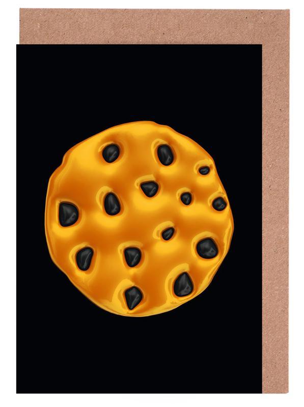 , Cookie -Grußkarten-Set