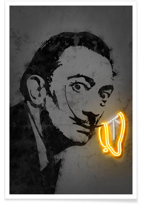 Dali -Poster