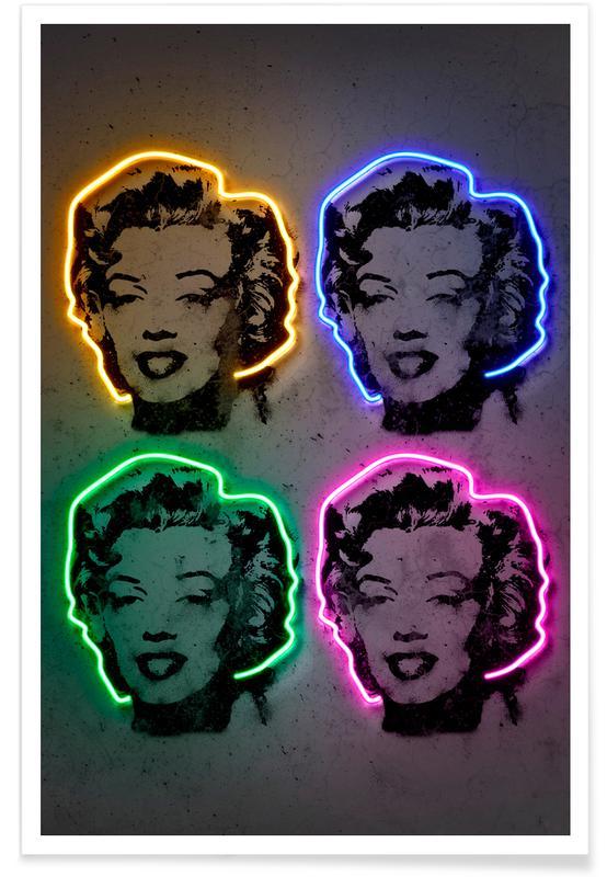 Marilyn -Poster