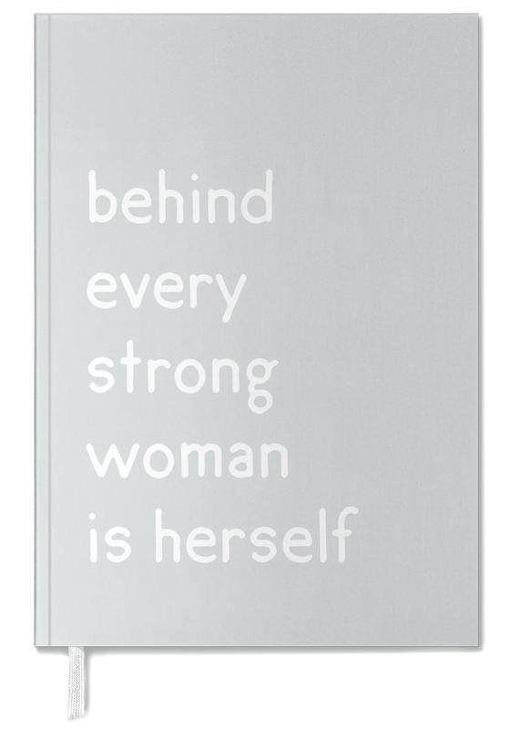 Quotes & Slogans, Motivational, Mother's Day, Herself Personal Planner