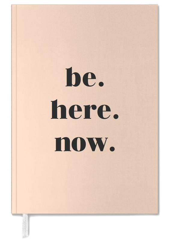 Be Here Now Personal Planner