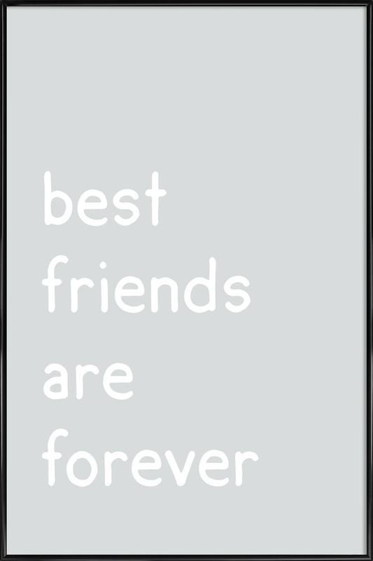 Friendship ingelijste poster
