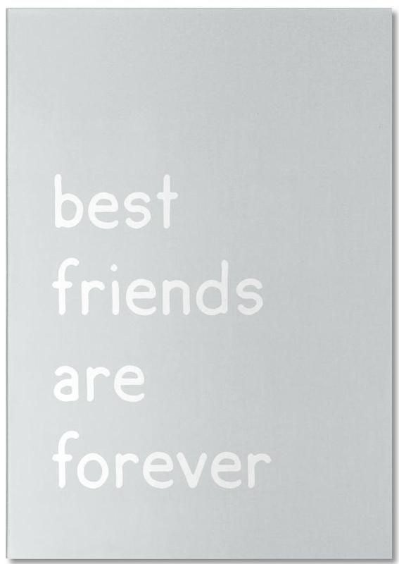Friendship bloc-notes