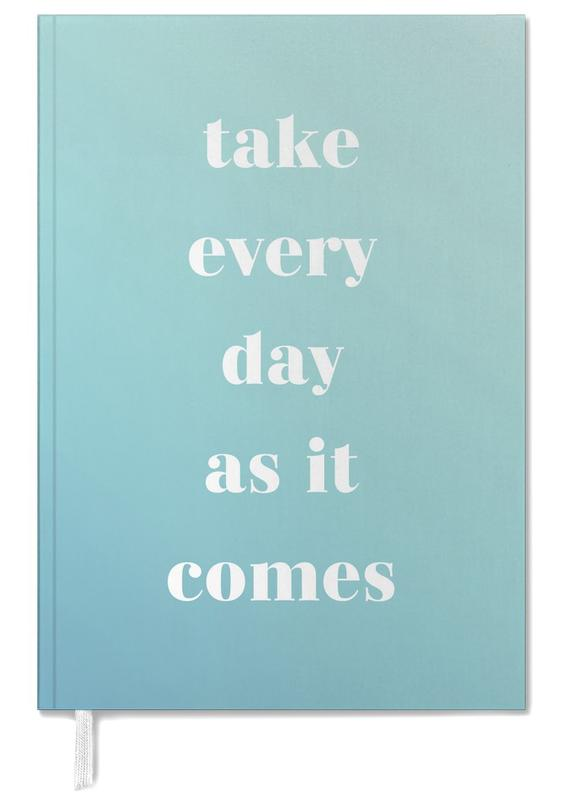 Take Every Day agenda