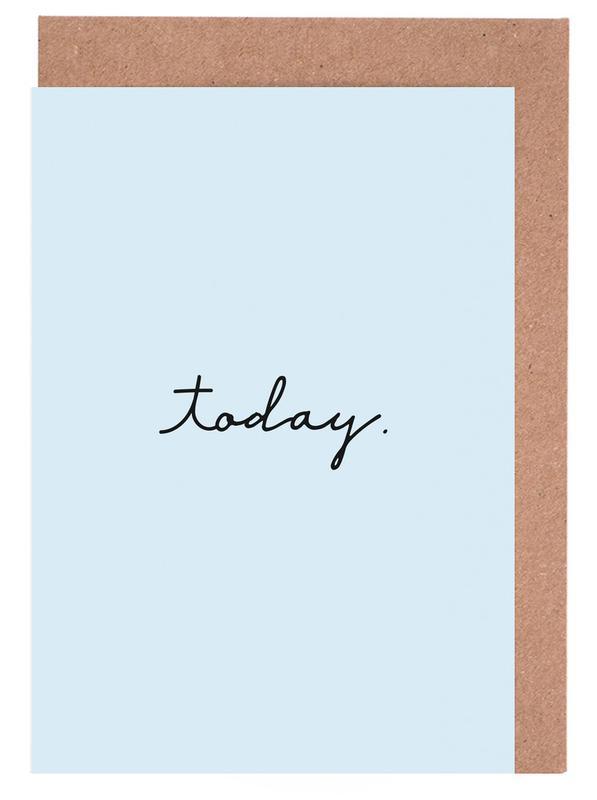 Today cartes de vœux