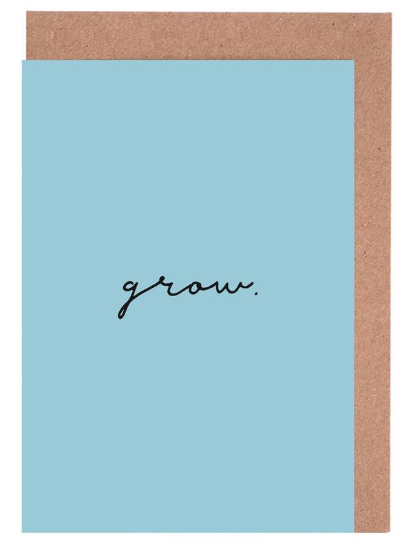 Grow cartes de vœux