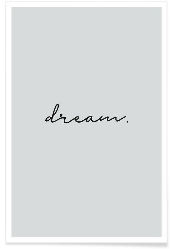 Dream póster