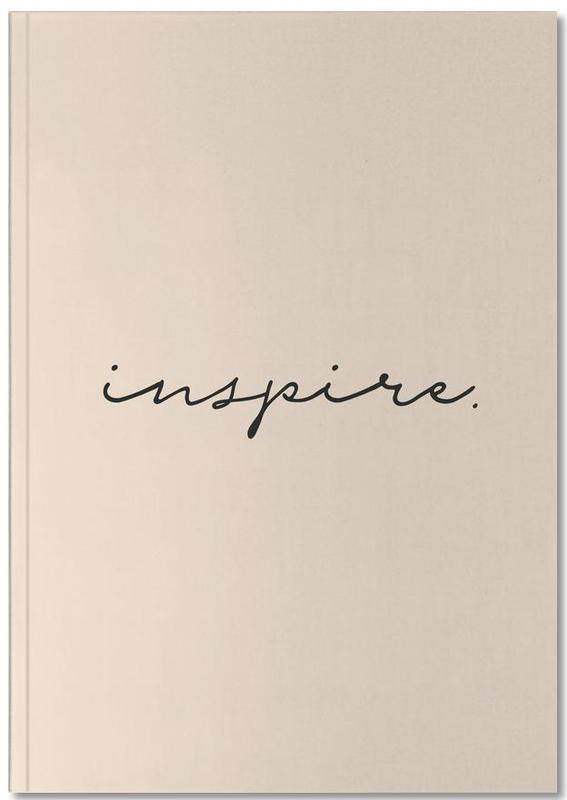 Quotes & Slogans, Motivational, Inspire Notebook